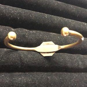 Loren Hope Jewelry - Loren Hope Hex Bracelet with Cobalt Stone